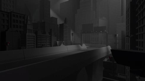 Dystopian City