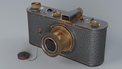 1923 Lecica Camera
