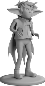 Vampire Character Model