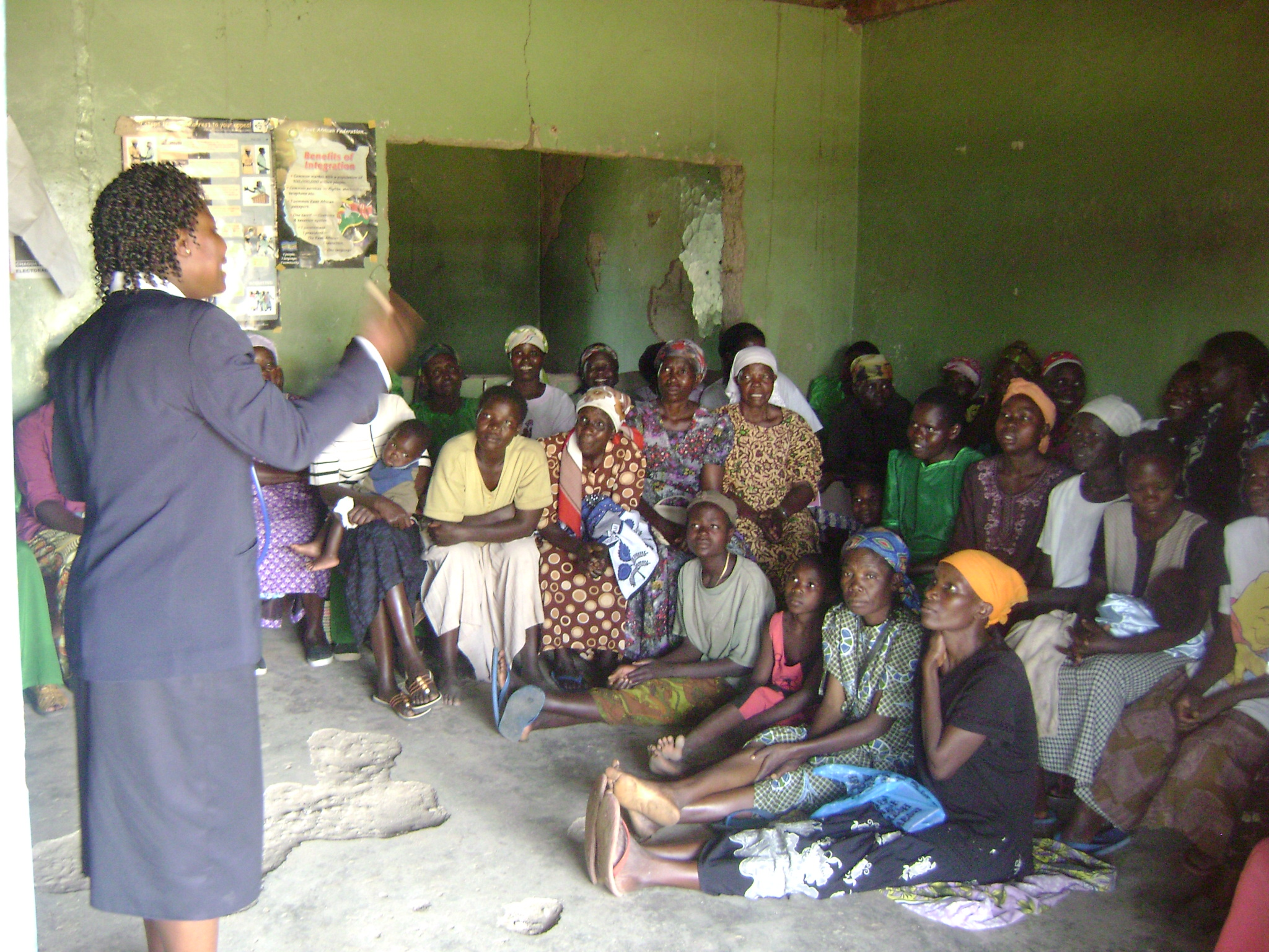 Exp Kenya Ladies Group (CHOMA)
