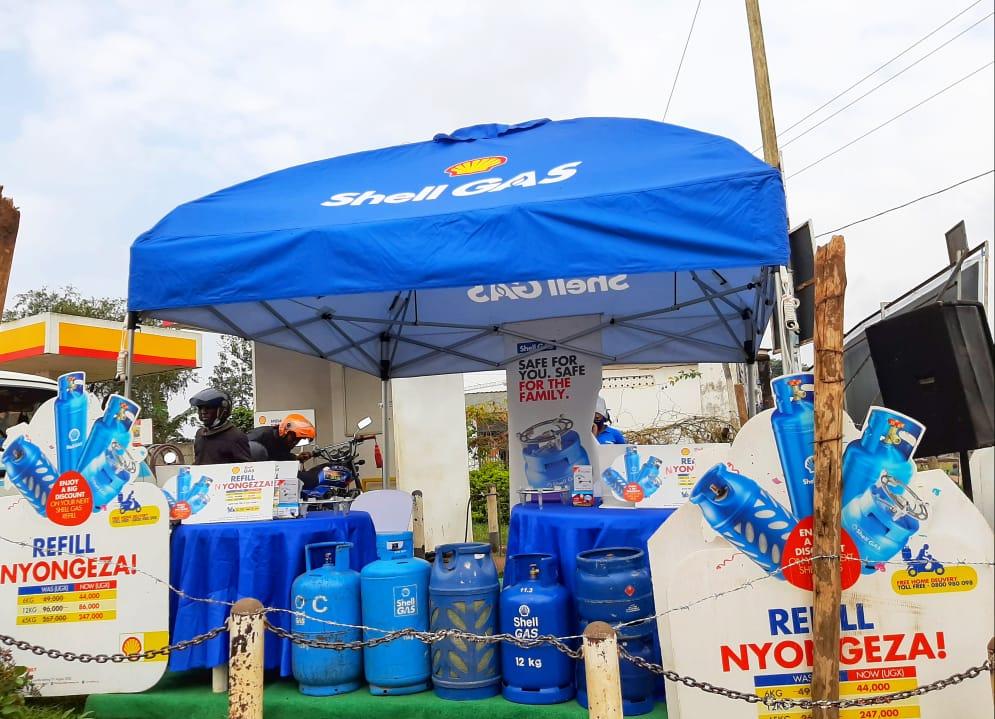 Uganda: Shell Gas