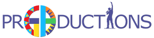 1 GA Productions Logo Blue with no Tag L