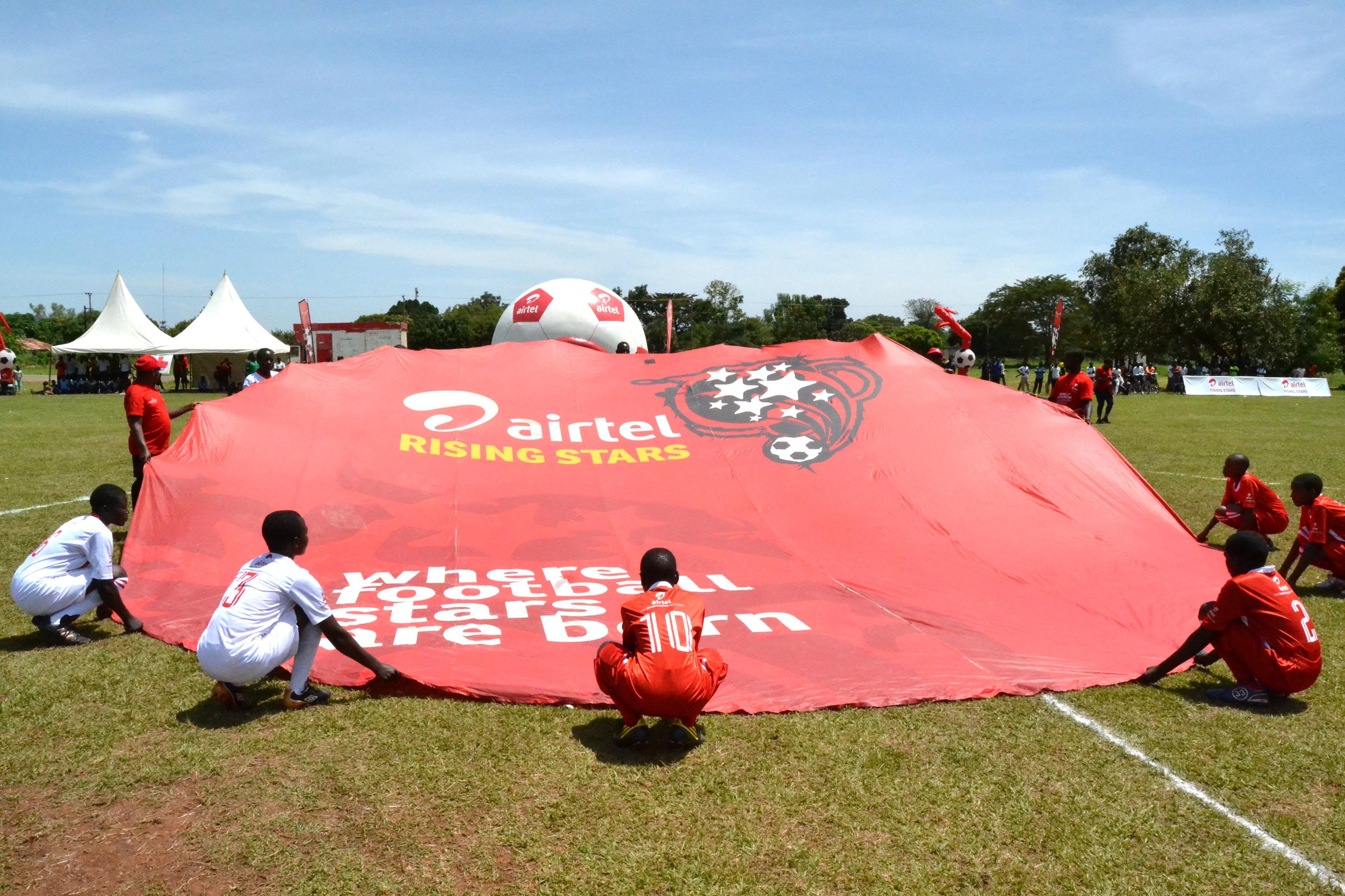 Exp Uganda Sponsorship Activation