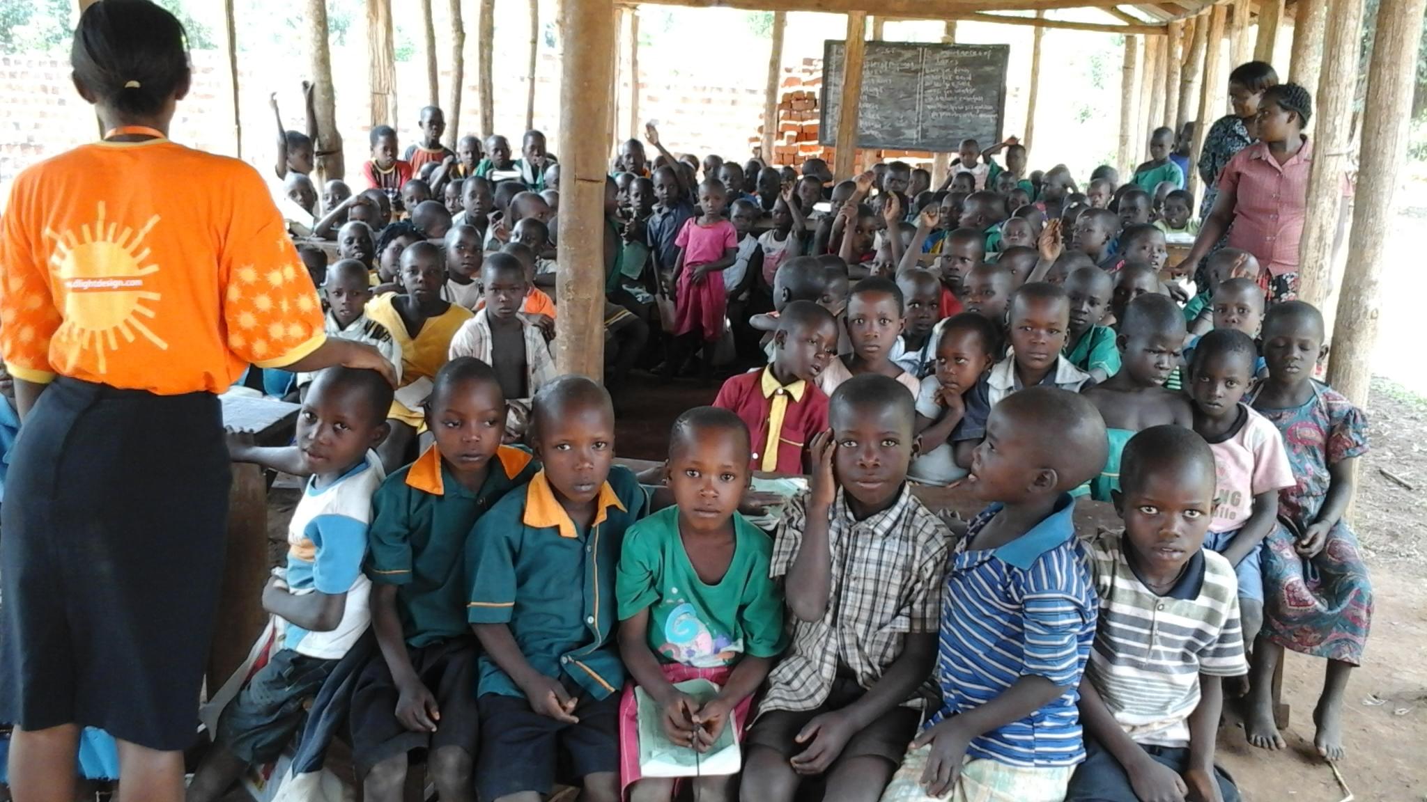 Exp Uganda School Activations