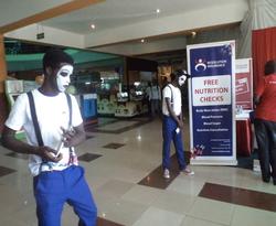Exp Kenya Mall Activation