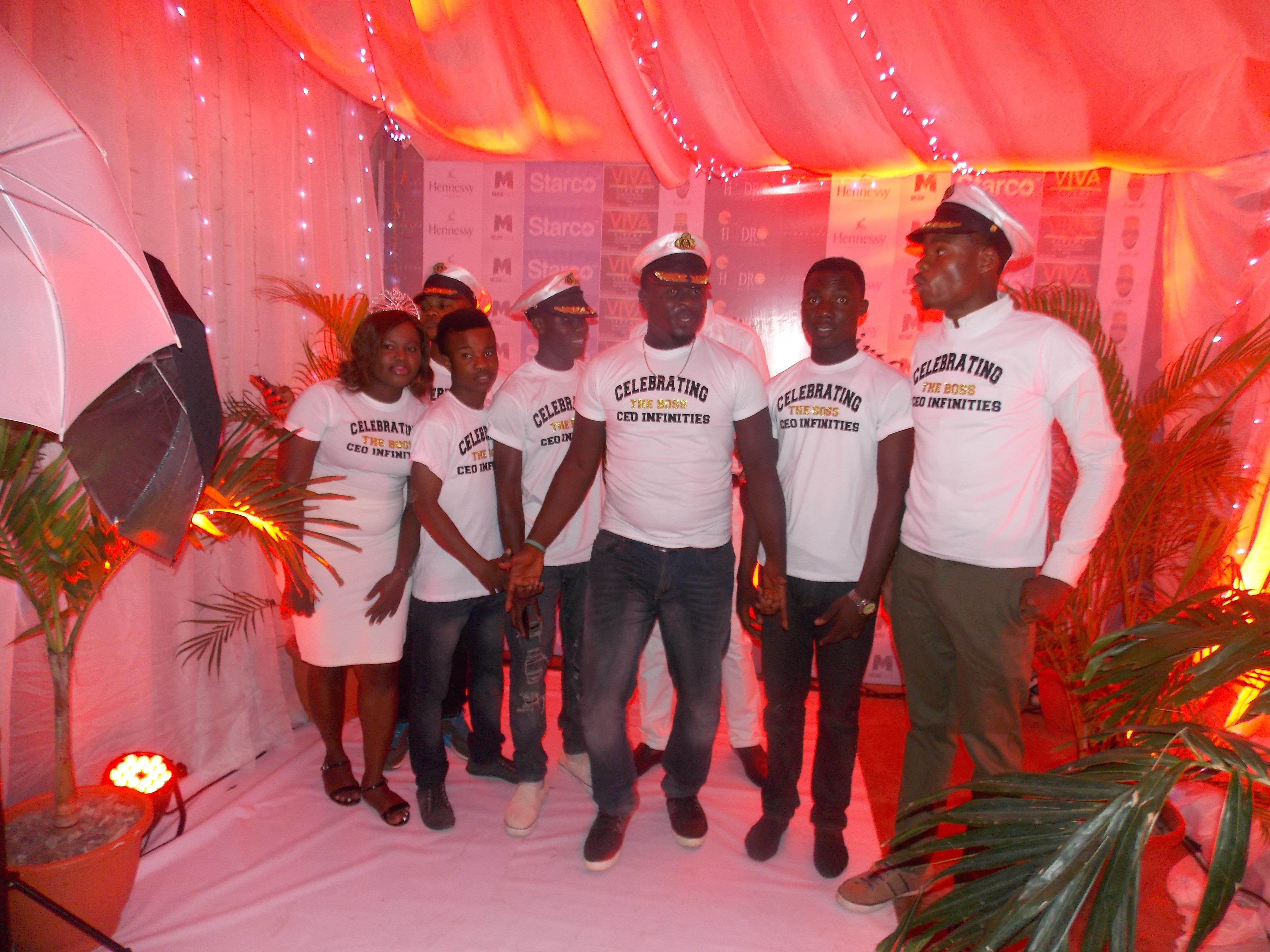 Exp Nigeria Brand Ambassadors