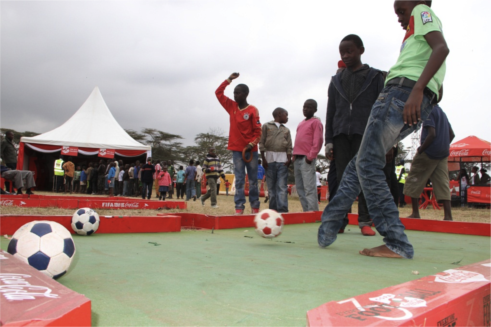 Exp Kenya Sponsorship Activation