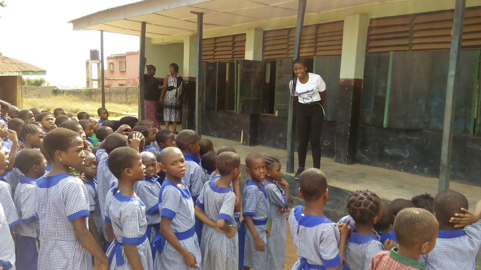 Exp Nigeria School Marketing