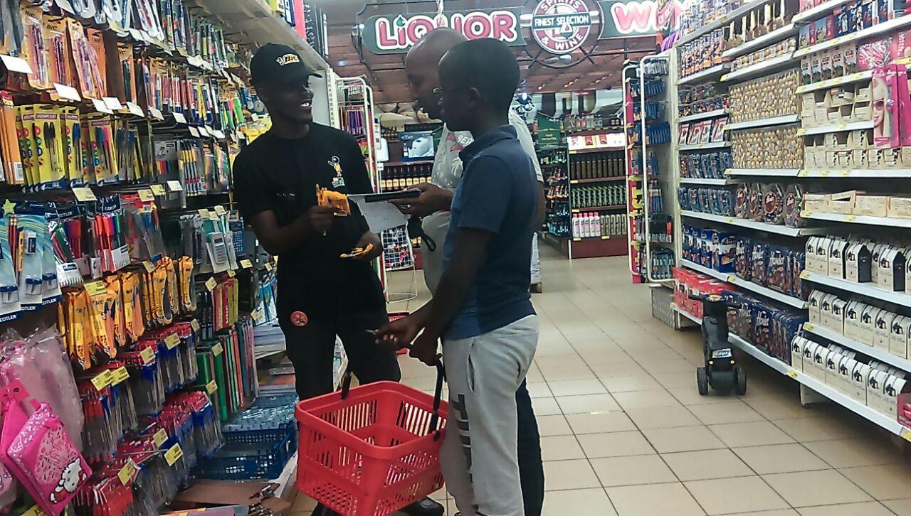 Exp Uganda Instore Promotion