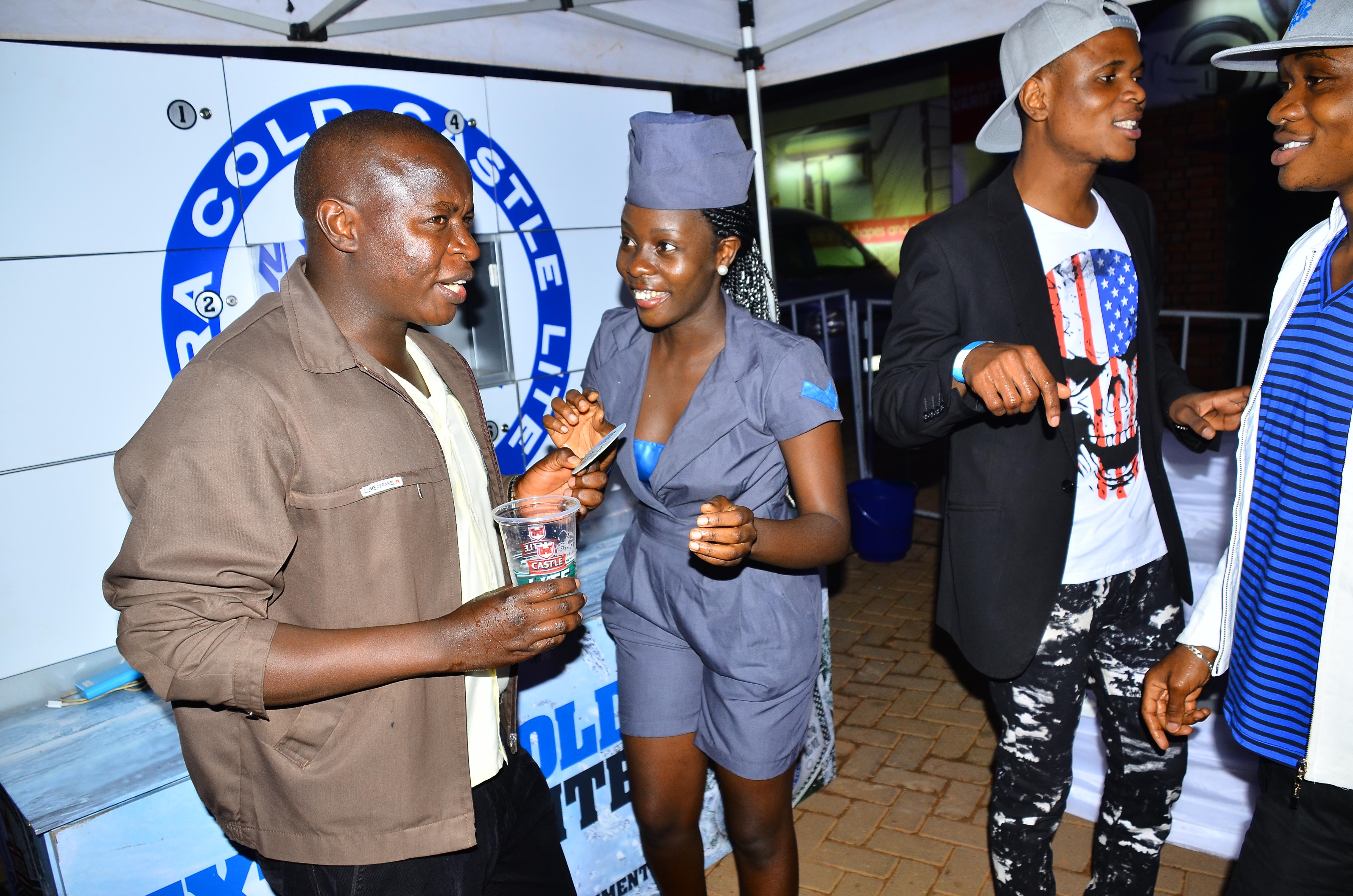 Exp Uganda Brand Activation