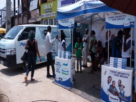 Exp Nigeria Brand Activation