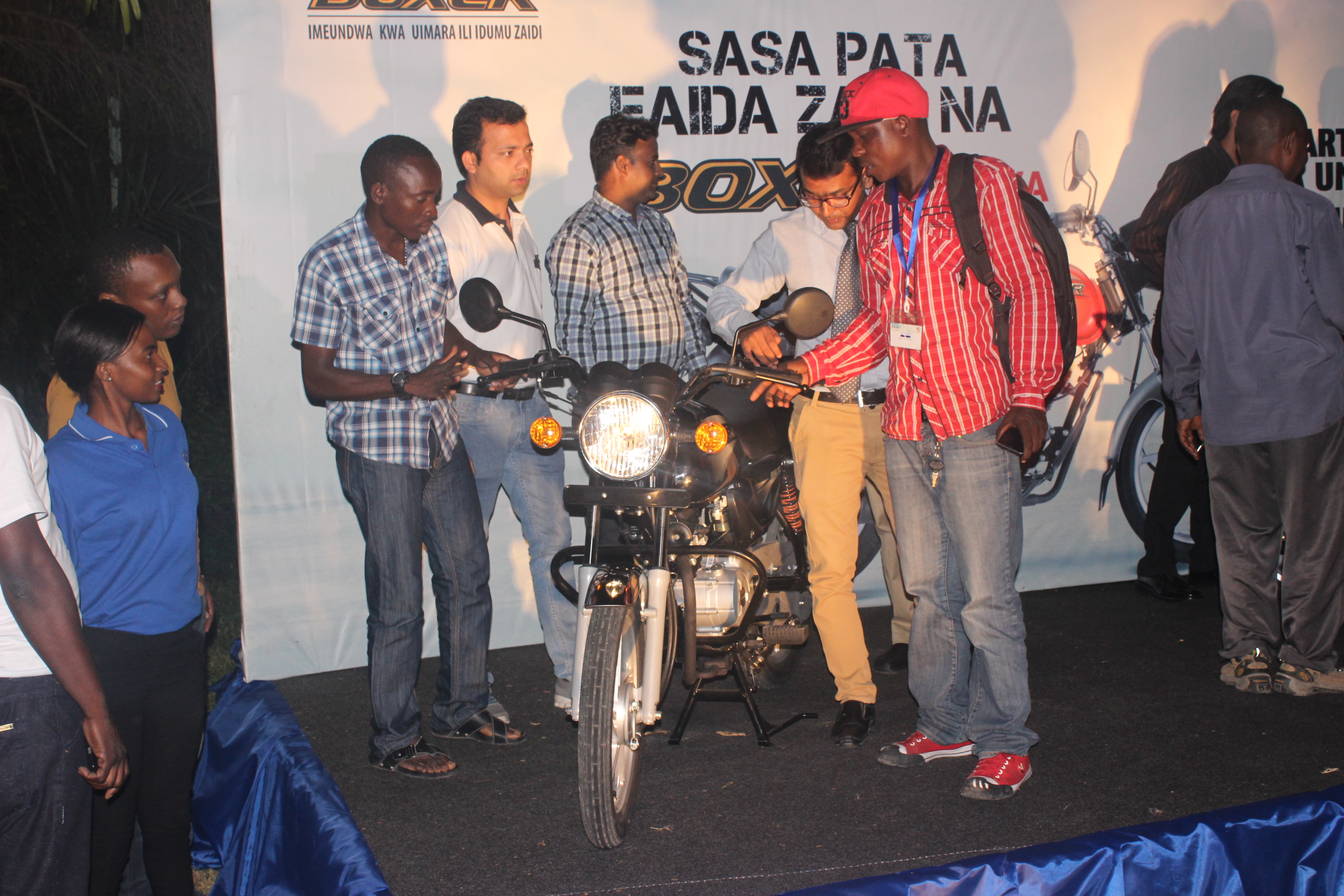 Exp Tanzania Brand Activation