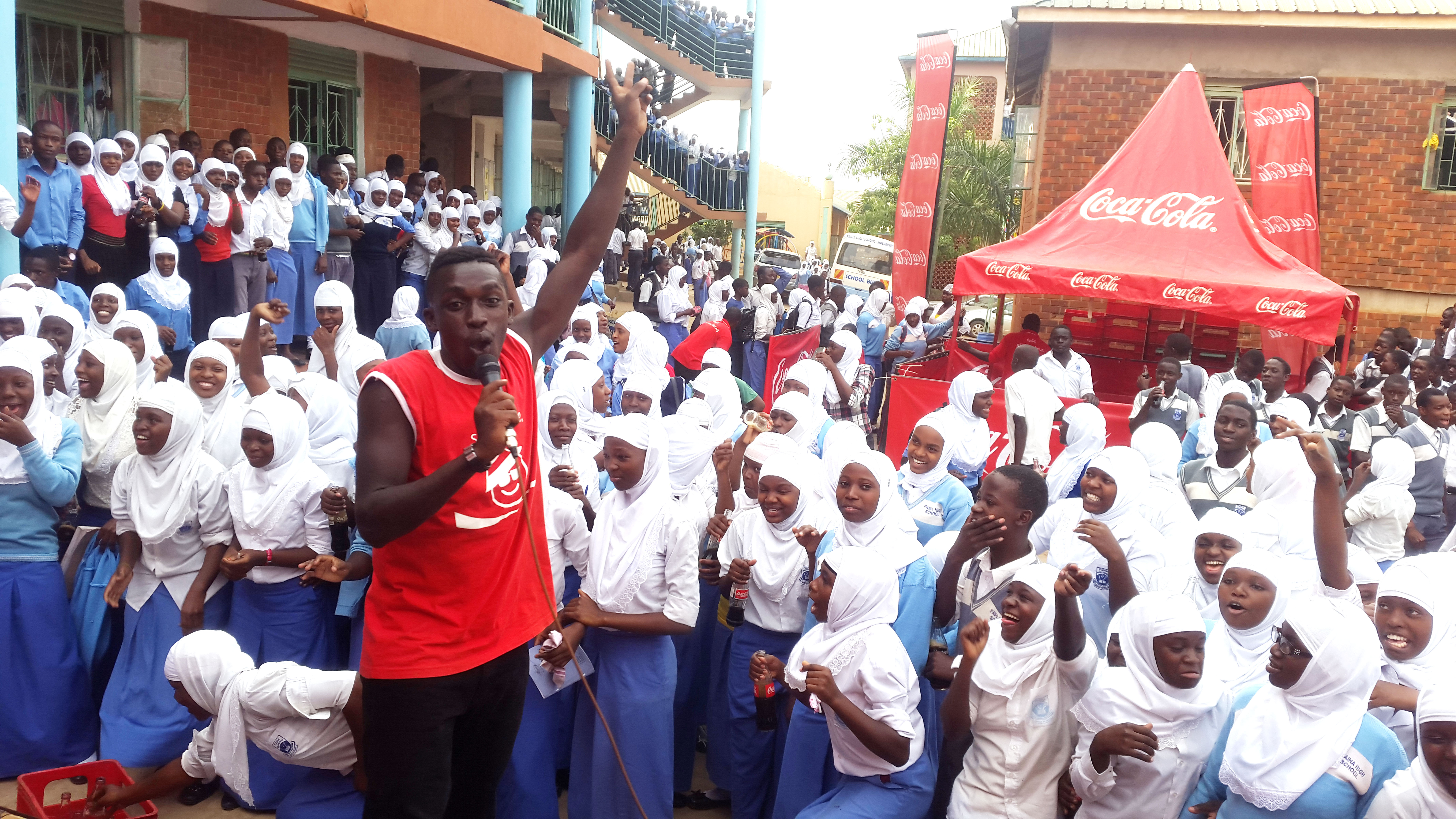 Exp Uganda School Marketing