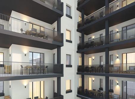 VENDESI Nuovi Appartamenti in Via Buonarroti a Viareggio