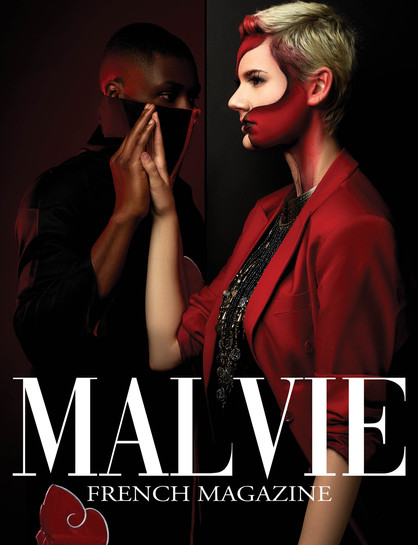 MALVIE Mag The September ISSUE Vol. 06 2