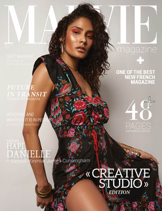 MALVIE Mag - Creative Studio Edition Vol