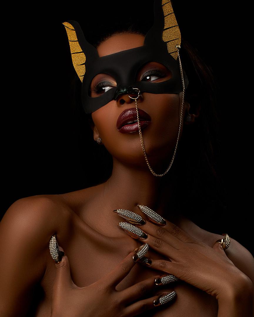 Masquerade Magic, Anubis's Wife