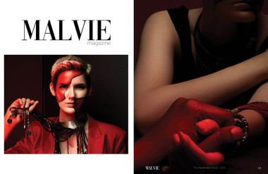 MALVIE Mag The September ISSUE Vol. 06 2