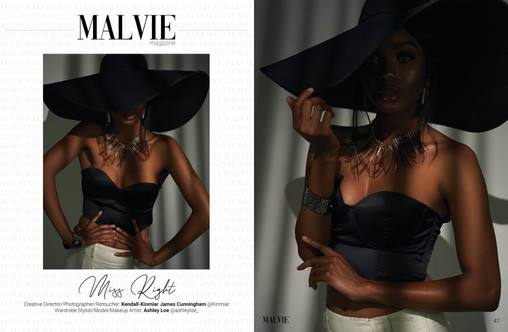 MALVIE Mag Vol. 08 August 2020 spreads24