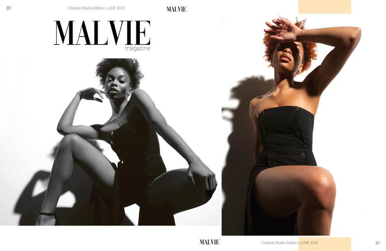 MALVIE Mag - Creative Studio Edition Vol