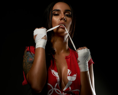 Savannah The Fighter