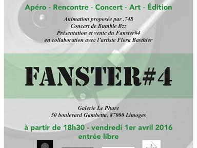 FANSTER #4