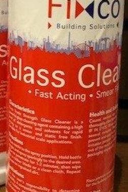 Fixco Glass Cleaner Spray Bottle 1ltr