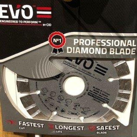 Evo Mini Diamond Disk Blade