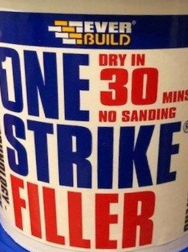 One Strike Filler Tub - 1 Litre