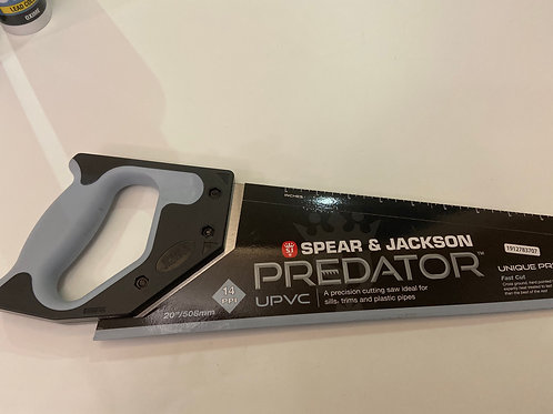 Spear & Jackson Predator uPVC Saw