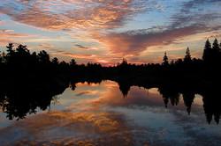 Sunset Reflections.2005-08-13-06.17-w