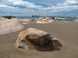 Rocks, river_, island