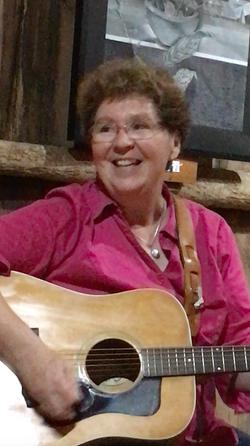 Barb singing 'One Last Tune'