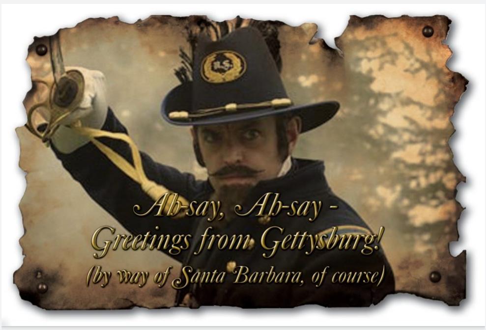 Gettysburg Lassiter