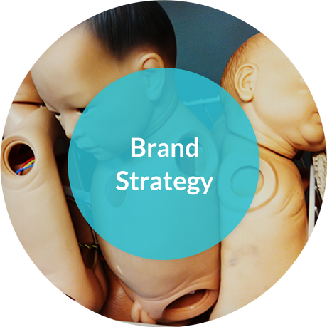 A brand without a strategy and a story is just a logo. Don't be just a logo.