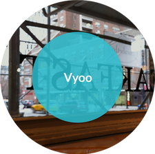 """Vyoo (pronounced """"view""""). Welcome to Vyoo Brand + Content. Whether it's an early stage business or a mature enterprise, we help brands tell their stories."""