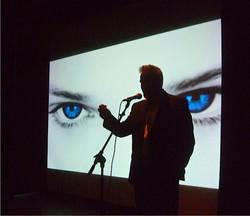 Stage Hypnotist Albert Nerenberg