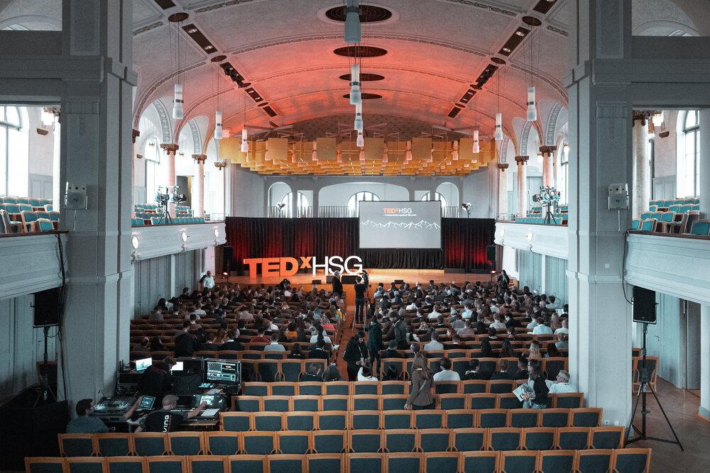 TEDXHSG Prep.