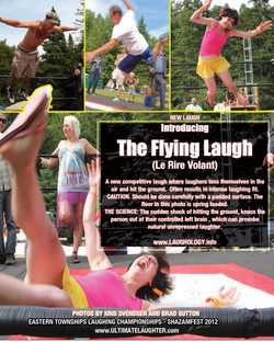 The Flying Laugh - Extreme Laughter