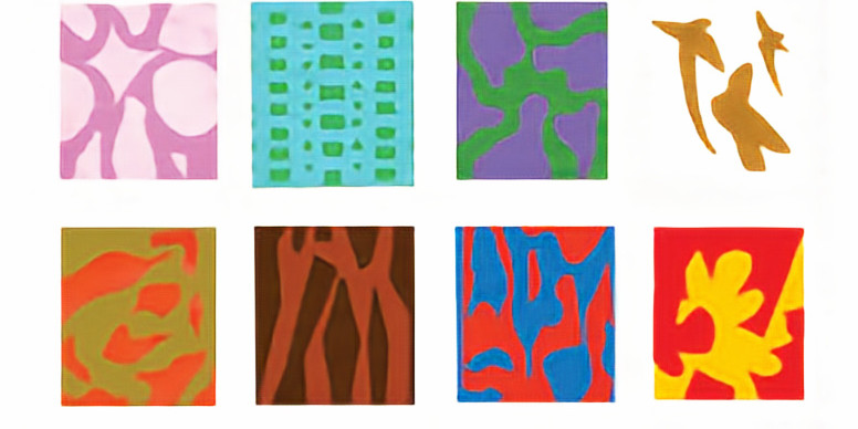 Cutout Compositions and Wall Hangings