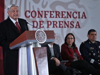 López Obrador: muy hipócrita la calificación deFitch Ratings