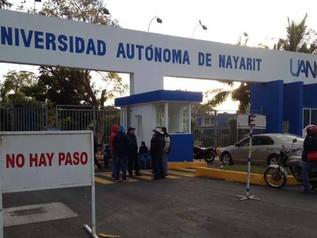 Universidad de Nayarit se declara insolvente para pagar sueldos y aguinaldos