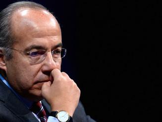Calderón, implicado en investigación por desvío de 300 mil millones