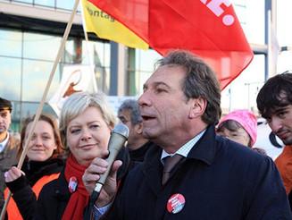 Critican en Alemania sanciones de EEUU en medio de crisis sanitaria