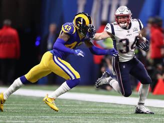 Cosigue Patriots su sexto Super Bowl