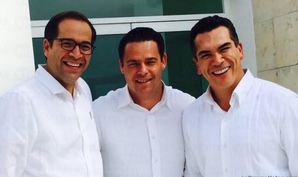 José Manuel Romero, regresa a Colima como futuro representante del PRI ante el poder ¿Legislativo?
