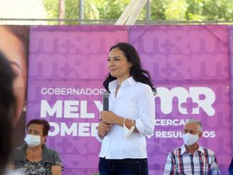 Impulsará Mely plan para preservar Cerro Grande