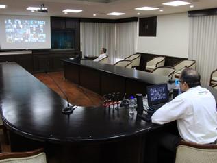Preocupa a Nacho proyecciones de IMSS e ISSSTE; pide información sobre apoyos