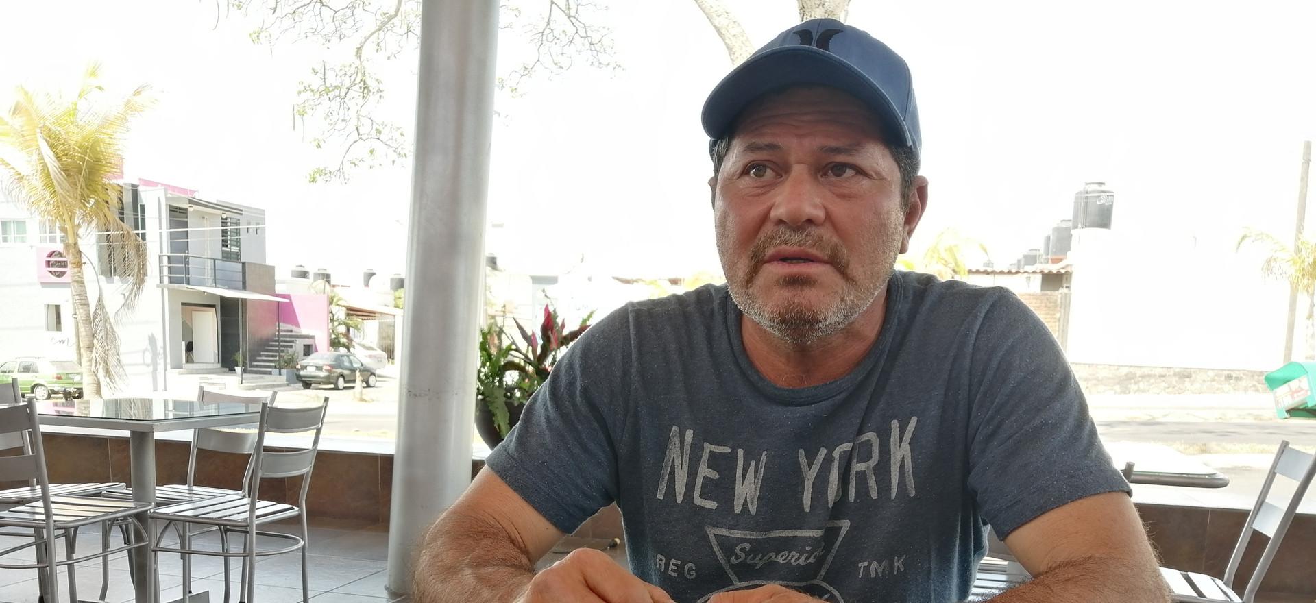 Gobernador y la Fiscalía protegen a Efraín Angulo: Erick Magaña