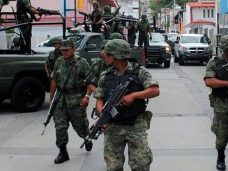 Militares repelen ataque; caen 11 criminales